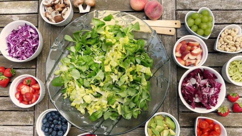 grönsaker bär och frukt